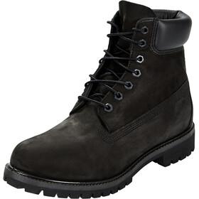 "Timberland Premium Boots 6"" Men, black nubuck"